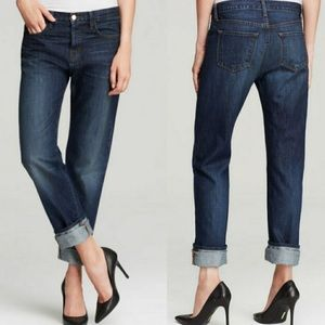 J Brand Aiden Mid Rise Jeans